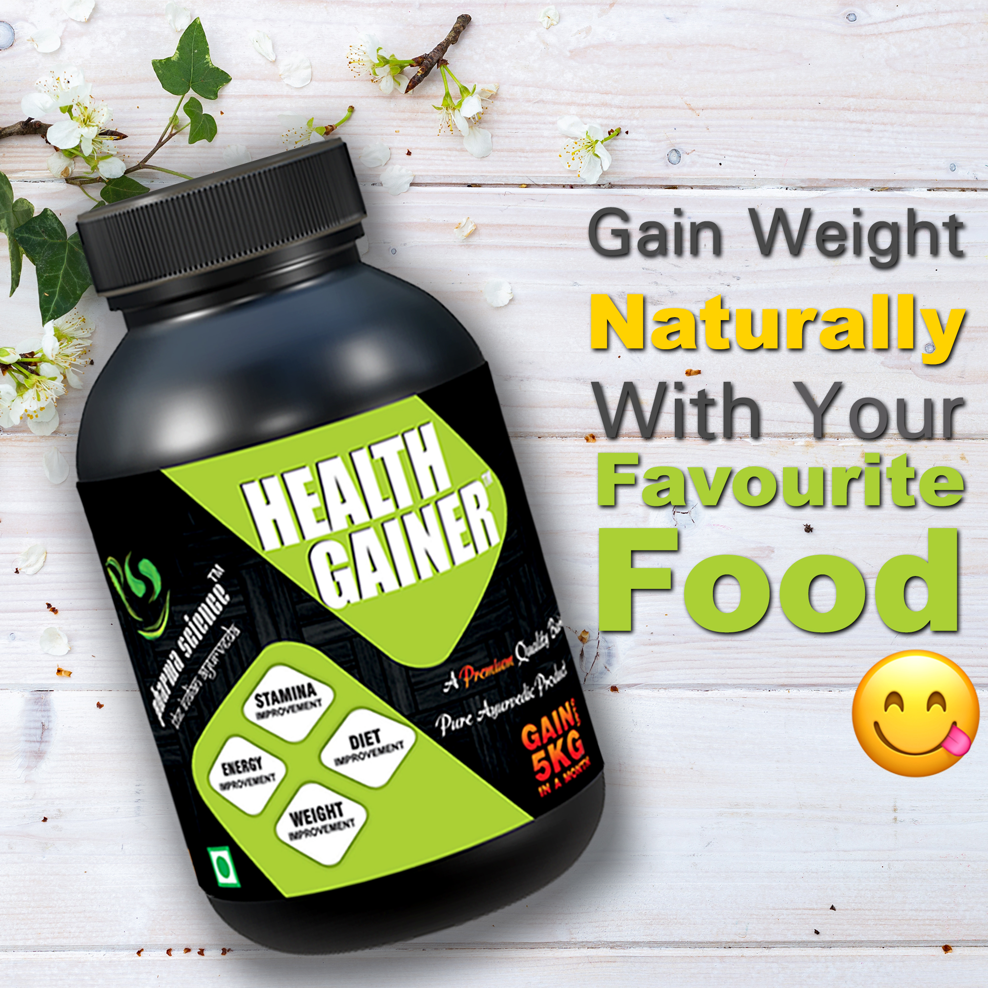 Pharma Science Health Gainer For Weight Gain