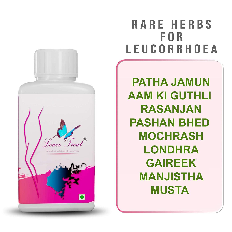Pharma Science LeucoTreat for Leukorrhea