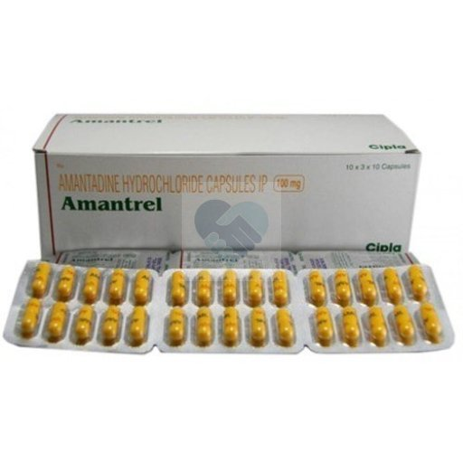 AMANTREL CAP 100MG
