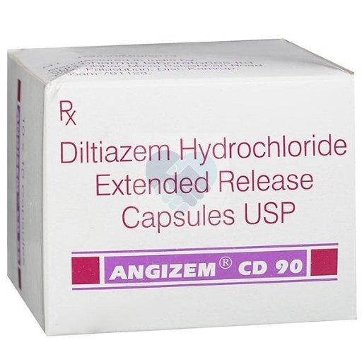 ANGIZEM CD90 CAP