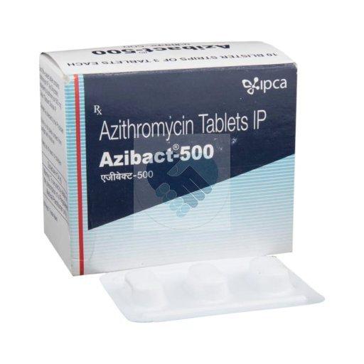 AZIBACT 500MG