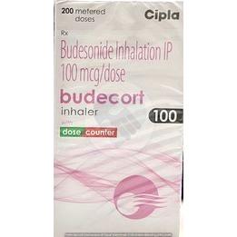 BUDECORT 100 INHALER CIPLA