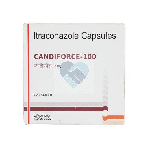 CANDIFORCE-100 CAP