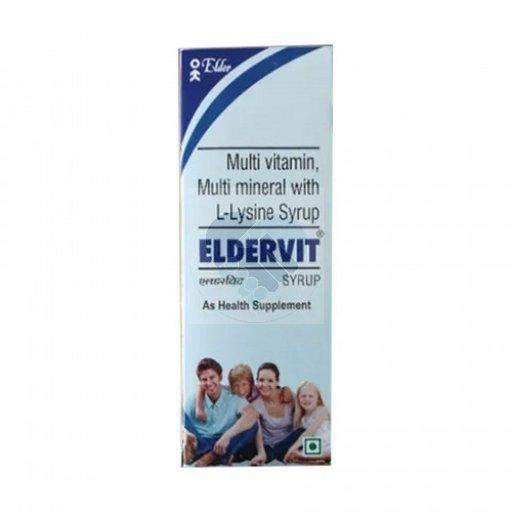 ELDERVIT SYRUP 300 ML 10/22