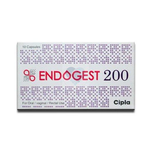 ENDOGEST 200MG CAP