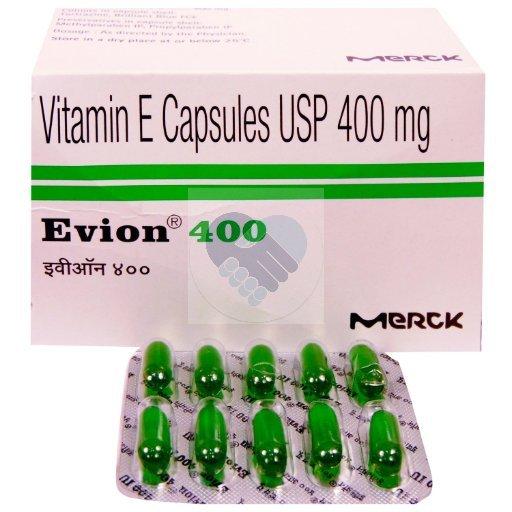 EVION-400 CAP(DPCO)