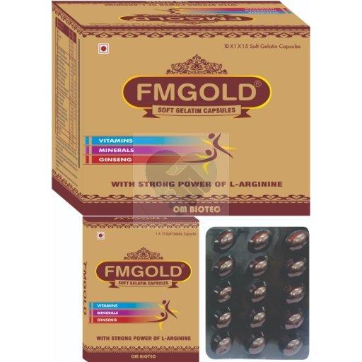 FM-GOLD CAPSULE