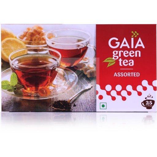GREEN TEA ASSORTED