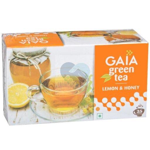 GREEN TEA HONEY & LEMON
