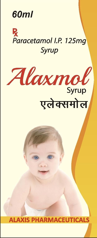 ALAXMOL SYRUP 60ML