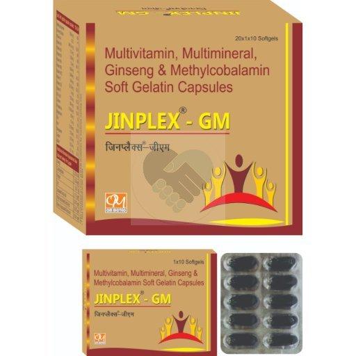 JINPLEX-GM CAPSULE