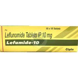 LEFUMIDE 10 TAB CIPLA