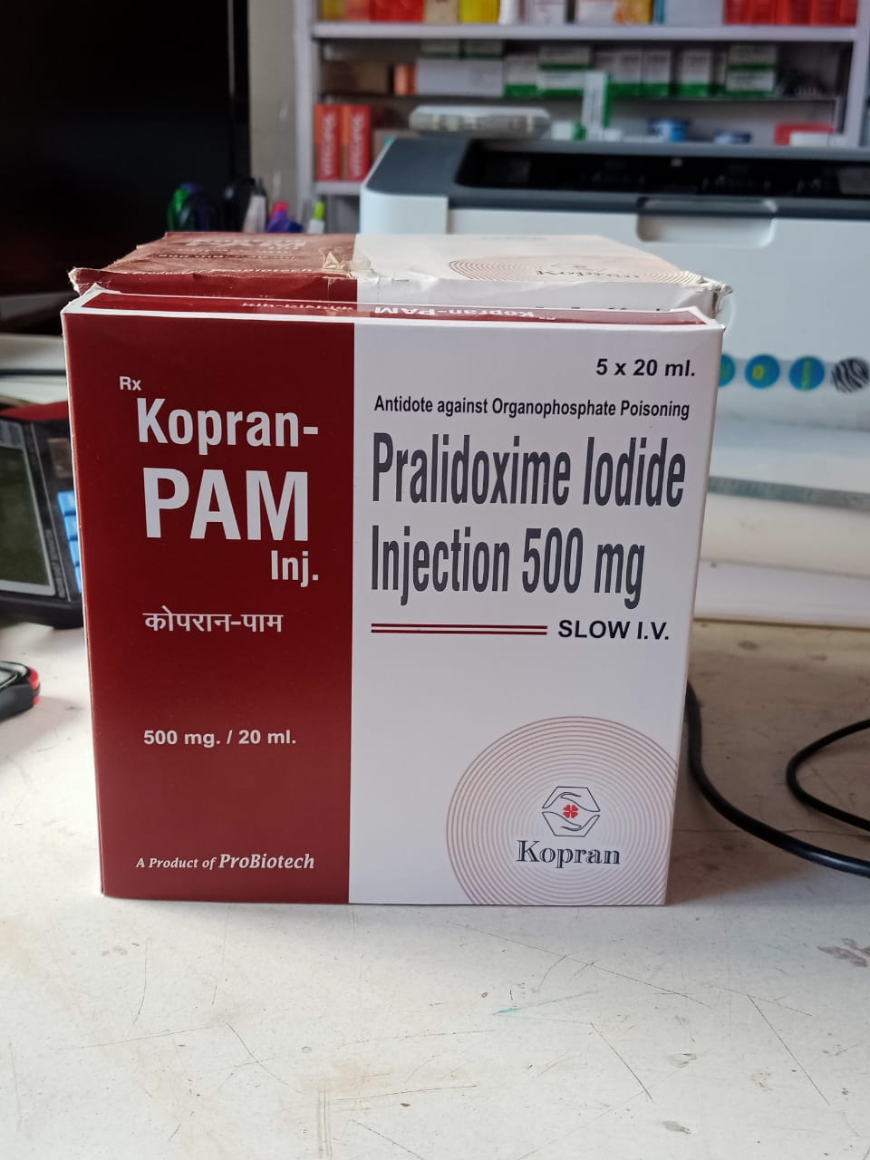 PAM INJECTION 6-22