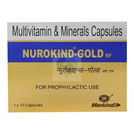 NUROKIND GOLD CAP