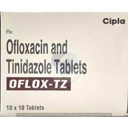 OFLOX T.Z TABS