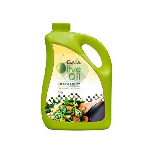 OLIVE OIL EXTRA LITE  5 LTR