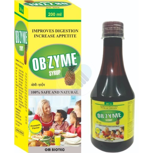 OBZYME SYRUP