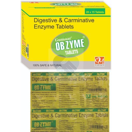 OBZYME TABLET