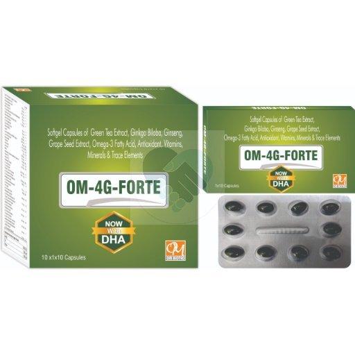OM-4G-FORTE CAPSULE
