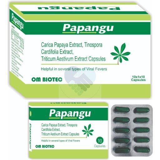 PAPANGU CAPSULE