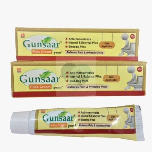 GUNSAAR PILES CREAM