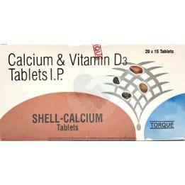 SHELL CALCIUM