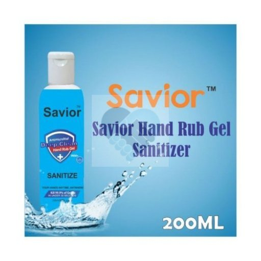 Savior -Hand Sanitizer -200ml