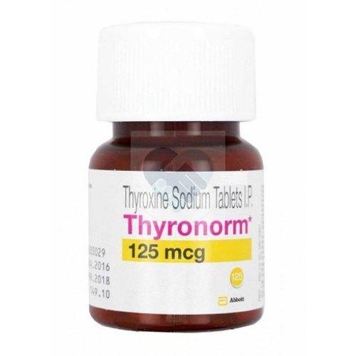 THYRONORM 125 TAB