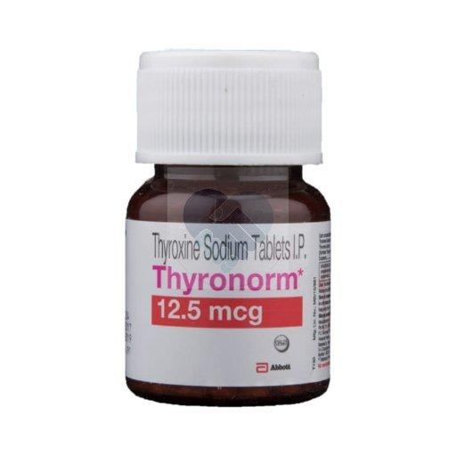 THYRONORM 12.5 TAB