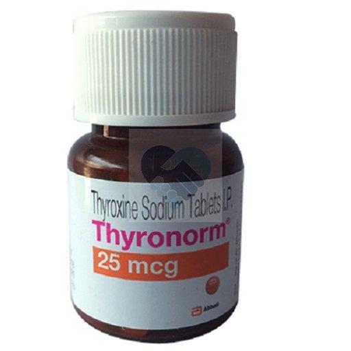 THYRONORM 25 TAB
